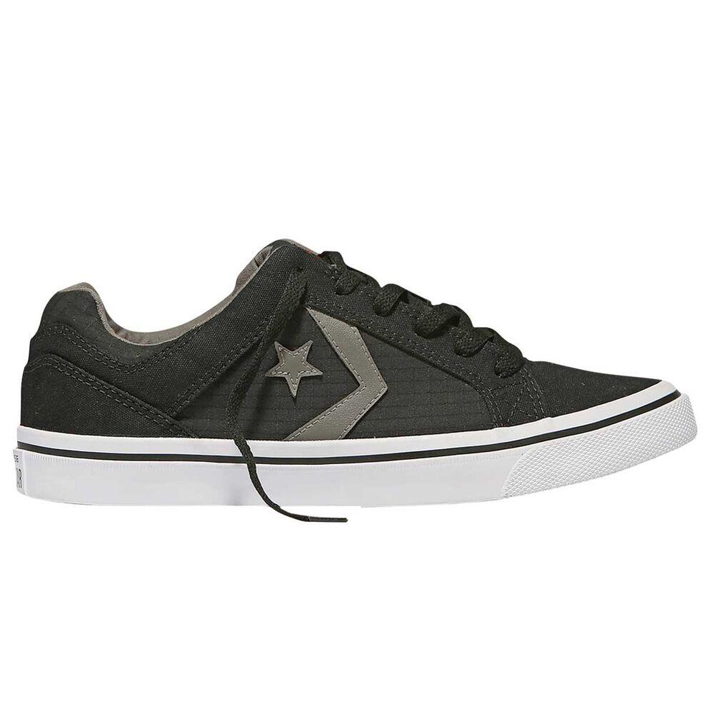 423b371af37c Converse Distrito Mens Casual Shoes Black   Grey US 10