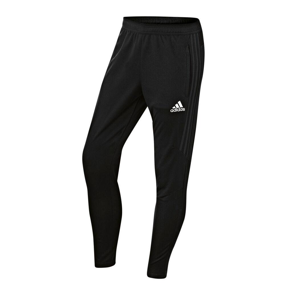 cd226c92ad12 adidas Mens Tiro 17 Training Pants Black   White XXL Adults