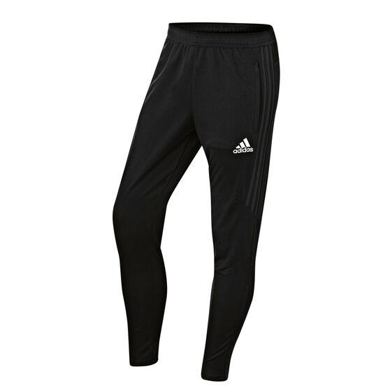e16c0df2a72b adidas Mens Tiro 17 Training Pants Black   White M Adults