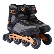 Goldcross GXC300 Inline Skates Gold US 7, Gold, rebel_hi-res