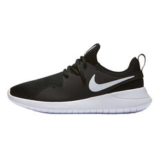 Nike Tessen Kids Casual Shoes Black / White US 4, Black / White, rebel_hi-res
