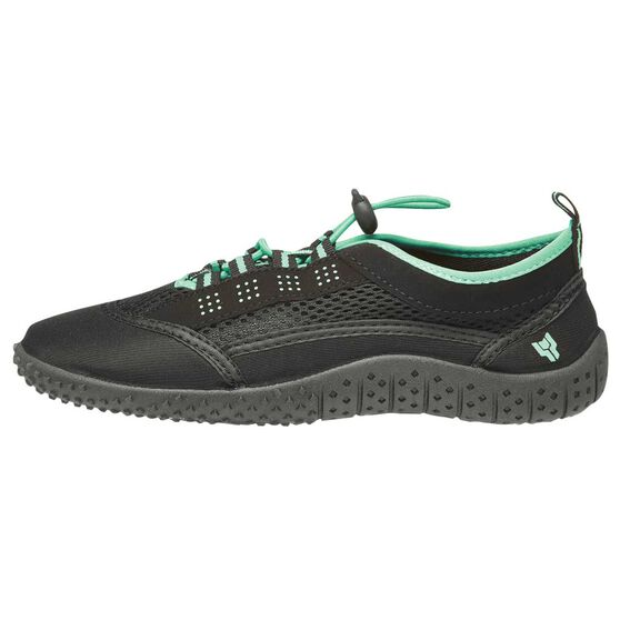 Tahwalhi Aqua Shoes, Black / Aqua, rebel_hi-res