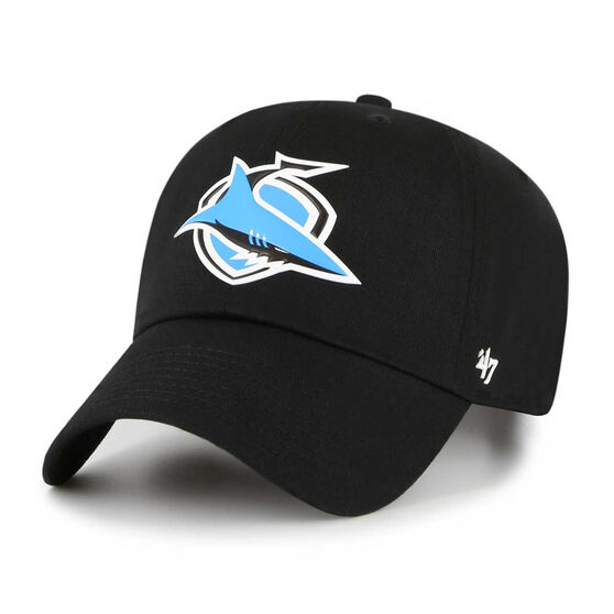 Cronulla-Sutherland Sharks Caster Clean Up Cap, , rebel_hi-res