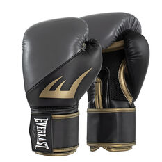 Everlast Ex Boxing Gloves Grey 12oz, Grey, rebel_hi-res