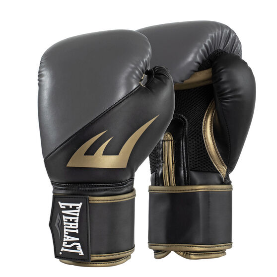 Everlast Ex Boxing Gloves, Grey, rebel_hi-res