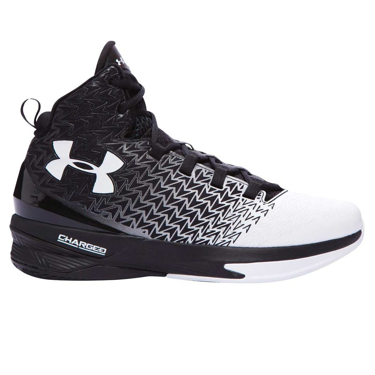 best authentic c5b30 019ee ... switzerland under armour clutchfit drive 3 mens basketball shoes black  white us 7 black f4227 367d5