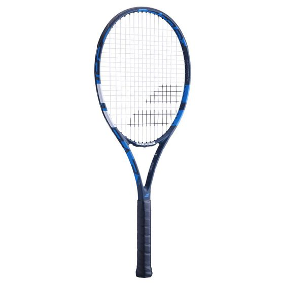 Babolat Evoke 105 Tennis Racquet, Blue, rebel_hi-res
