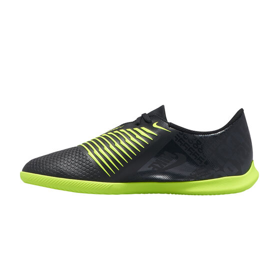 Nike Mercurial Phantom Venom Club Indoor Soccer Shoes, Black / Green, rebel_hi-res