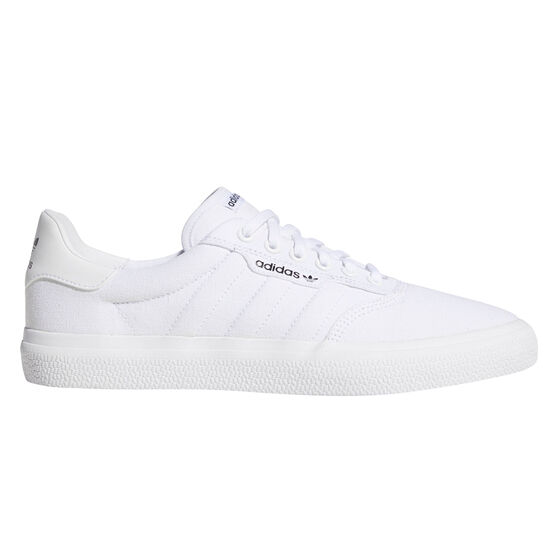adidas 3MC Casual Shoes White/Gold US 10, , rebel_hi-res