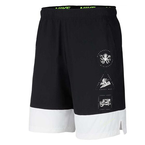 Nike Mens Training Shorts, Black, rebel_hi-res