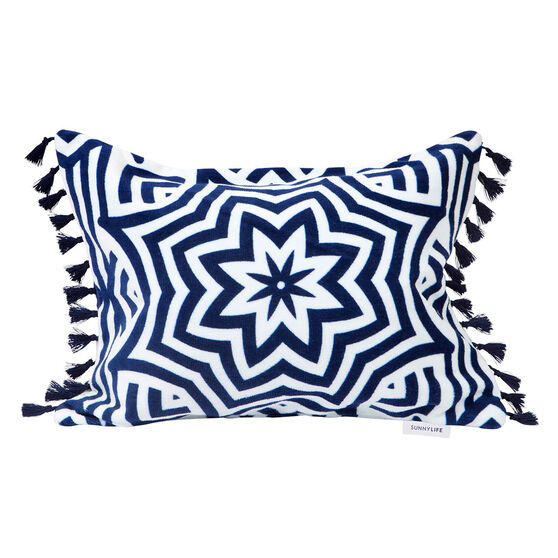 Sunnylife Beach Pillow Azule, , rebel_hi-res