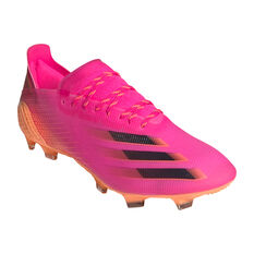 adidas Ghosted .1 Football Boots, Pink, rebel_hi-res