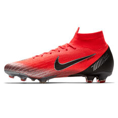 Nike Mercurial Superfly 6 Elite CR7 Mens Football Boots Red / Black US 7, Red / Black, rebel_hi-res