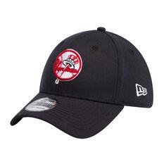 New York Yankees 2019 New Era 39THIRTY Cap Black S / M, Black, rebel_hi-res
