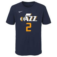 Nike Utah Jazz Joe Ingles 2020/21 Kids Statement Tee, , rebel_hi-res