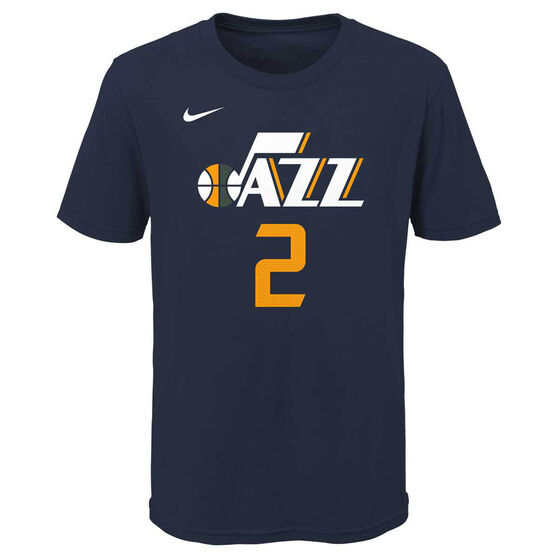 Nike Utah Jazz Joe Ingles 2020/21 Kids Statement Tee, , rebel_hi-res
