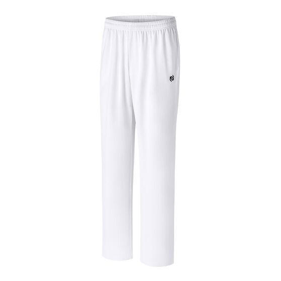 Terrasphere Cricket Pants, White, rebel_hi-res