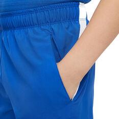 Nike Boys Training Shorts, Blue, rebel_hi-res