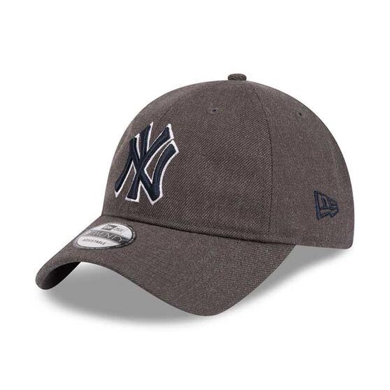 New York Yankees New Era 9TWENTY Heather Grind Cap, , rebel_hi-res
