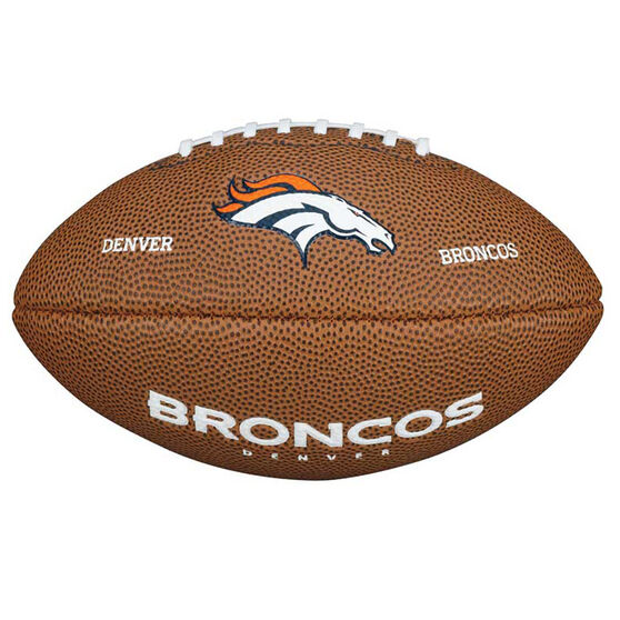 Wilson NFL Mini Denver Broncos Supporter Ball, , rebel_hi-res
