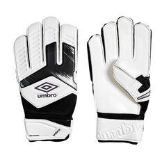Umbro Neo Precision Goalkeeping Gloves White / Purple 8, White / Purple, rebel_hi-res
