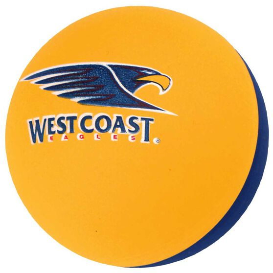 West Coast Eagles High Bounce Ball, , rebel_hi-res
