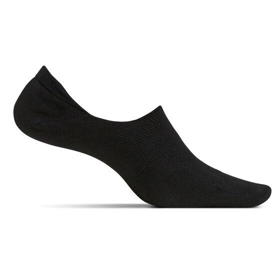 Feetures Hidden Socks, Black, rebel_hi-res