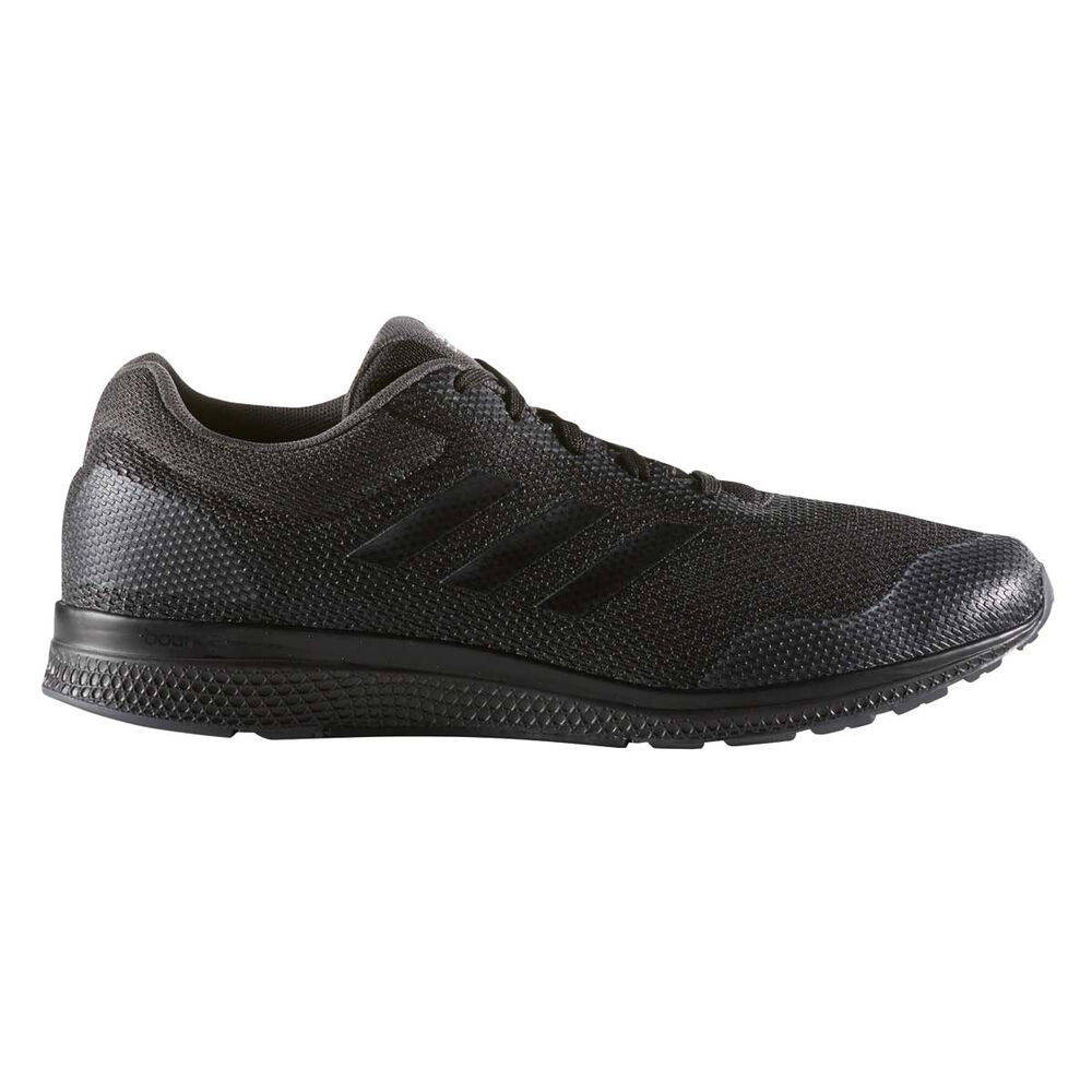 e9d85651d31 adidas Mana Bounce 2 Mens Running Shoes Black   Black US 8.5