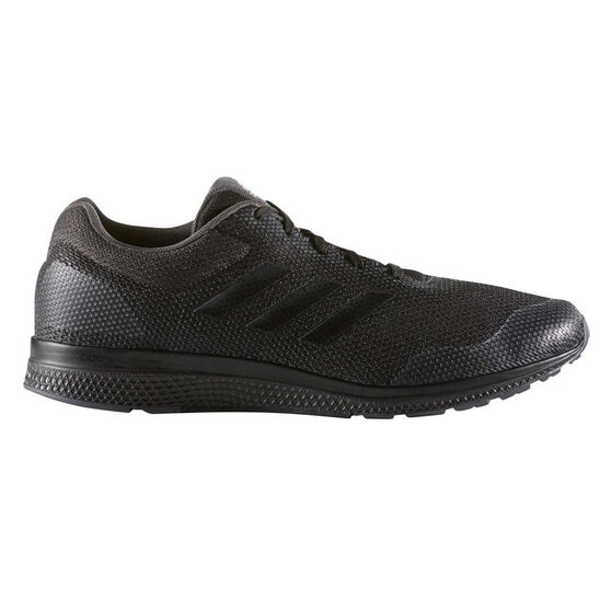 20604d829 adidas Mana Bounce 2 Mens Running Shoes Black   Black US 7