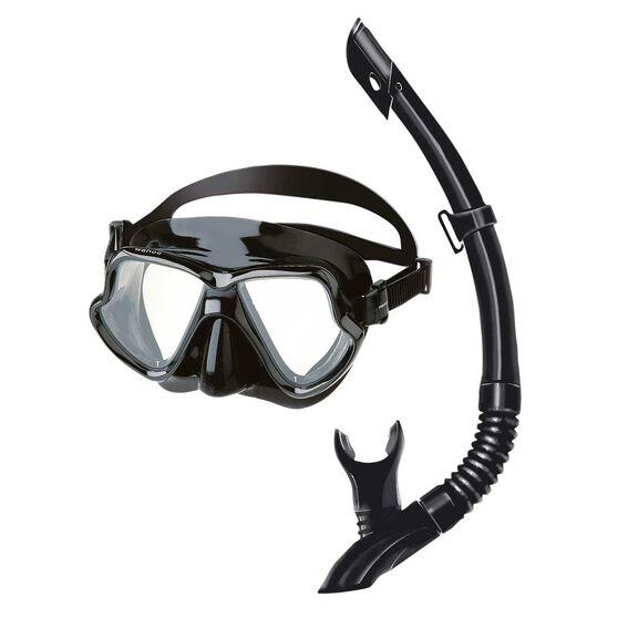 Mares Wahoo Mask and Snorkel Black, , rebel_hi-res