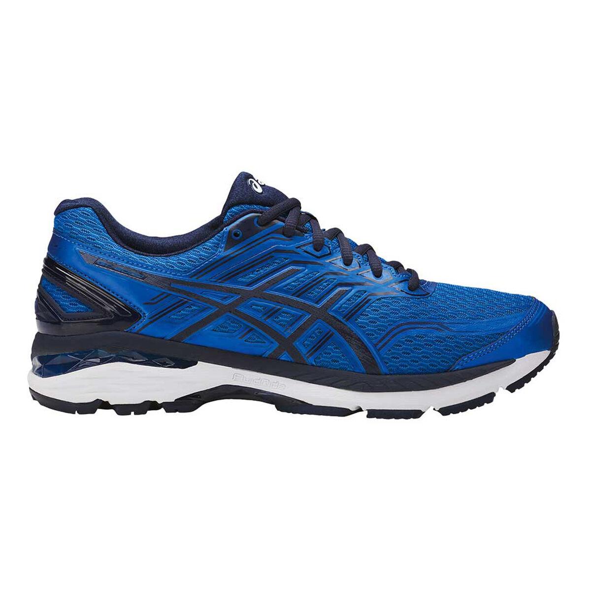 Asics GT 2000 5 2E Hommes Chaussures 2E de course US course Bleu/ Blanc US 8 | 341737d - vendingmatic.info
