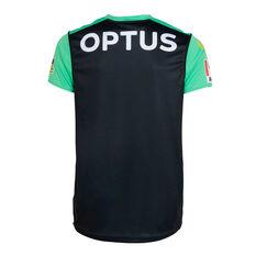 Melbourne Stars 2019/20 Mens Neon Nights BBL Jersey Black / Green, Black / Green, rebel_hi-res