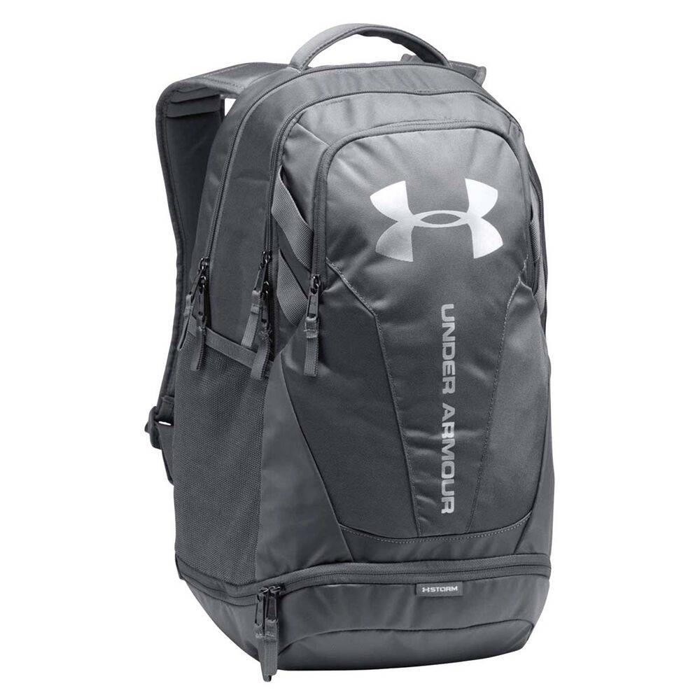 2fe34fd29f Under Armour Hustle 3.0 Backpack Graphite