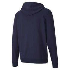 Puma Mens Celebration Full Zip Hoodie, Navy, rebel_hi-res