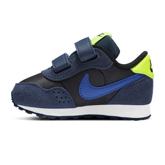Nike MD Valiant Toddlers Shoes, Blue, rebel_hi-res