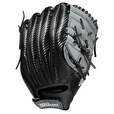 Wilson A360 Right Hand Baseball Glove Silver 12in, Silver, rebel_hi-res