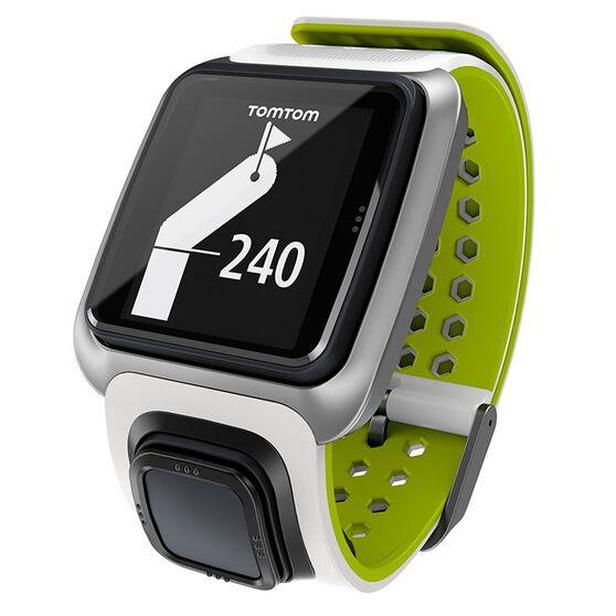 TomTom Golfer GPS Watch White / Green, , rebel_hi-res