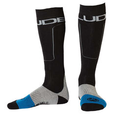 Elude Mens All Terrain Socks Black 7 - 11, , rebel_hi-res