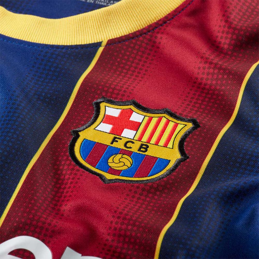 Fc Barcelona 2020 21 Youth Home Jersey Rebel Sport