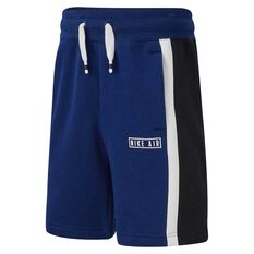 Nike Air Boys Shorts, Blue / White, rebel_hi-res