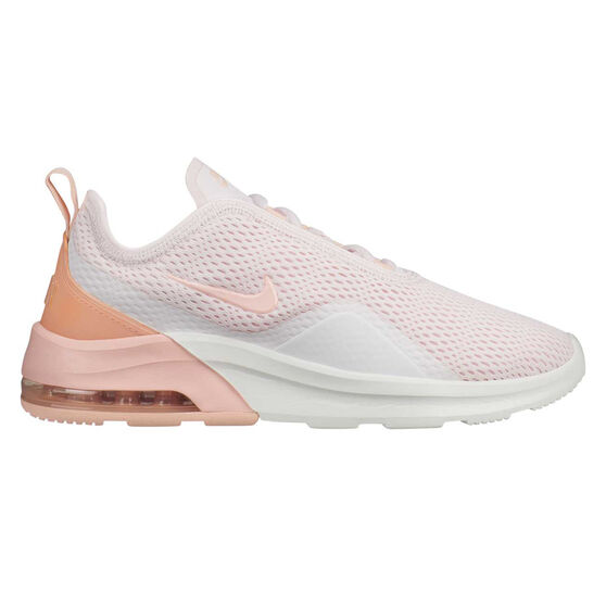 Nike Air Max Motion 2 Womens Casual Shoes Pink / White US 11, Pink / White, rebel_hi-res