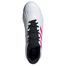 adidas Copa .3 Football Boots, White, rebel_hi-res