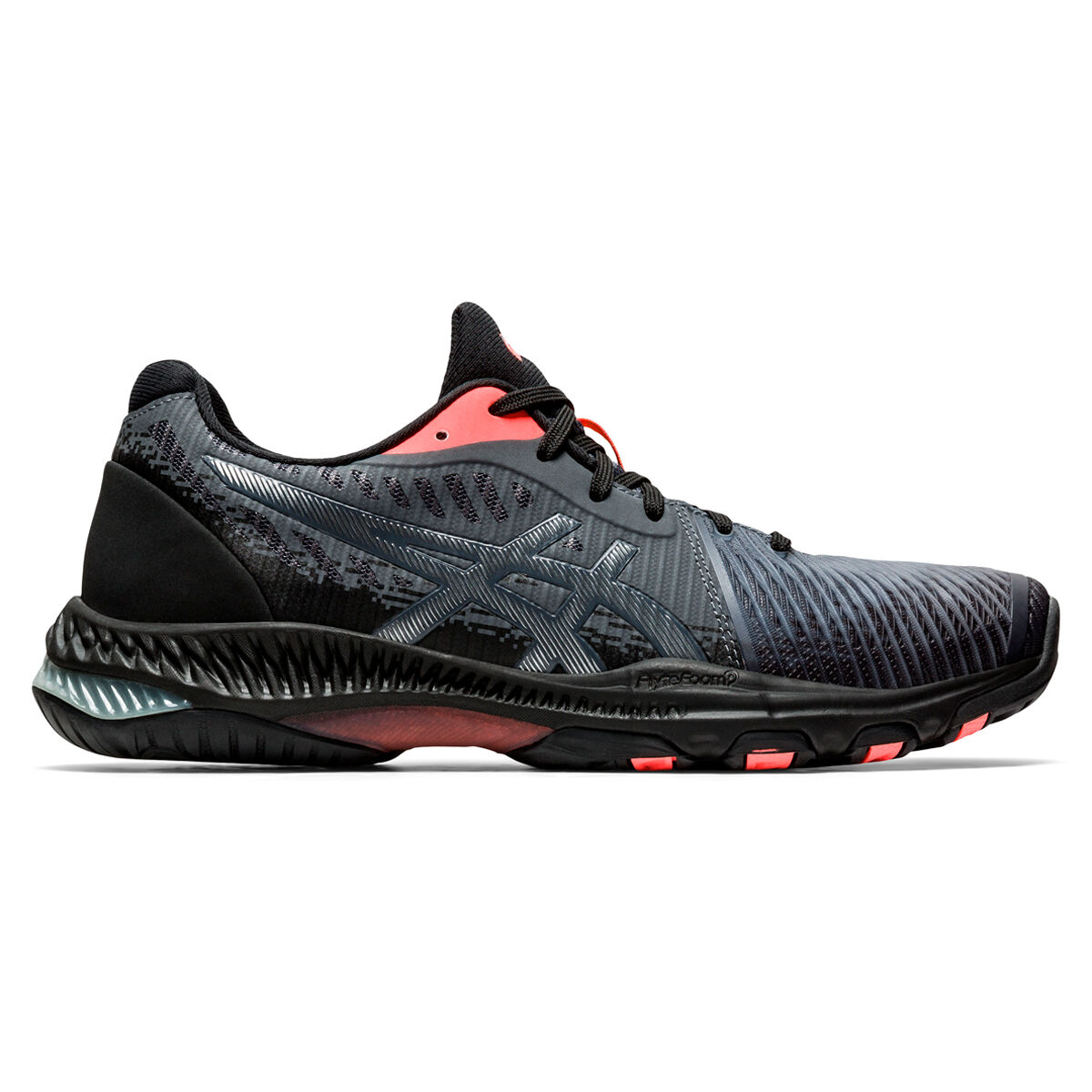 adidas originals la trainer weave black hair color | Asics Netburner Ballistic FF 2 Womens Netball Shoes