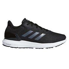 adidas Cosmic 2.0 SL Mens Running Shoes Grey / Black US 7, Grey / Black, rebel_hi-res