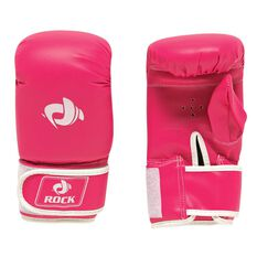 Rock Boxing Cardio Mitts Pink S, Pink, rebel_hi-res