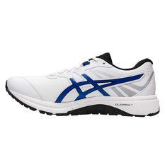 Asics GT 1000 LE 2E Mens Running Shoes White/Blue US 7, White/Blue, rebel_hi-res