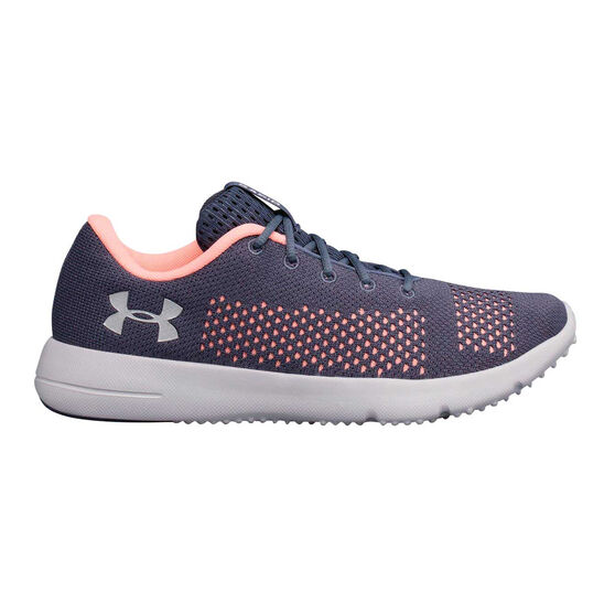 f62a39e8c4 Under Armour Rapid Womens Running Shoes Black / Grey US 6