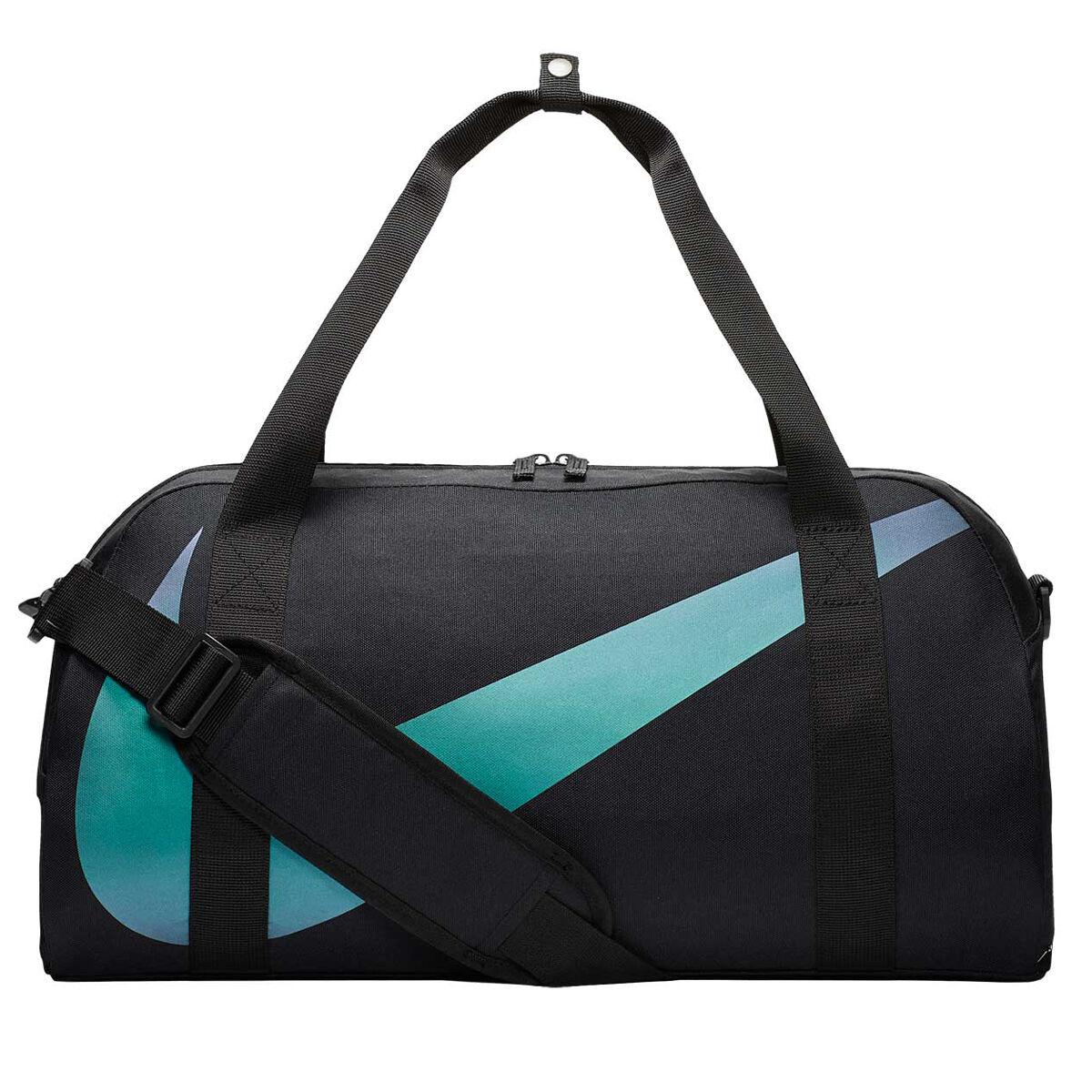 NIKE TRAINING BLUE GYM DUFFLE SOCCER FITNESS BAG