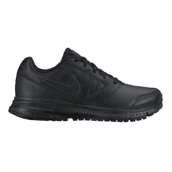 Nike Downshifter 6 Boys Running Shoes, Black, rebel_hi-res