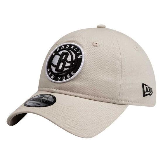 Brooklyn Nets New Era 9TWENTY Stone Cap, , rebel_hi-res